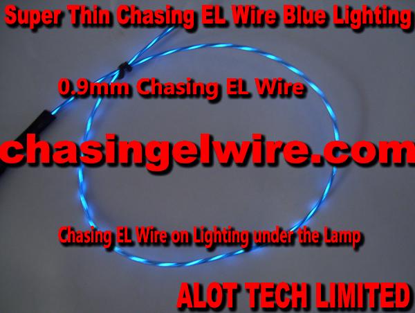0.9mm chasing el wire